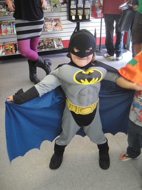 Free Comic Book Day 2012 - Batman
