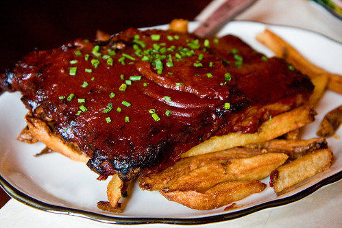 Spicy BBQ ribs, Ox Cart