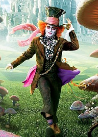 Mad Hatter Tim Burton - Inspiration (1)