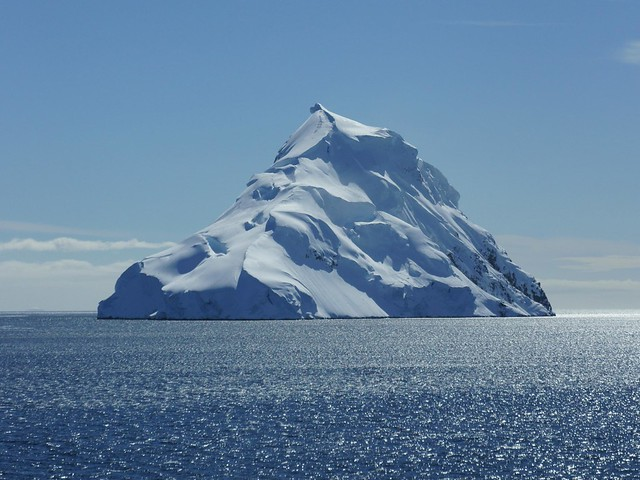 wilhelmina bay antarktis