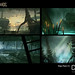 Starhawk for PS3: Cypress map
