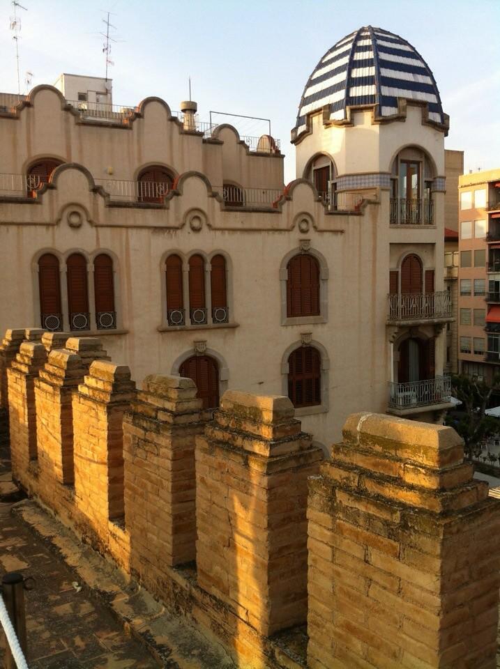 Vistas Desde La Terraza De La Torre De La Calahorra Flickr