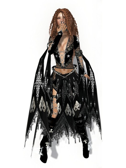 Ronja B Black Skull 1