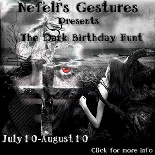 The Dark Birthday Hunt by Cherokeeh Asteria