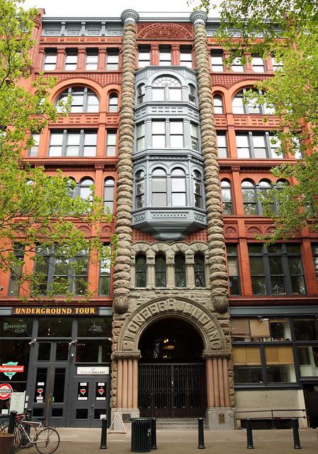Pioneer Building, Seattle | 219384 | EMPORIS