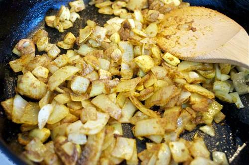 split pea & lentil dip 4