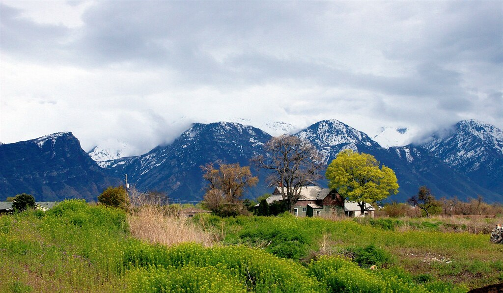 Utah, the Beautiful