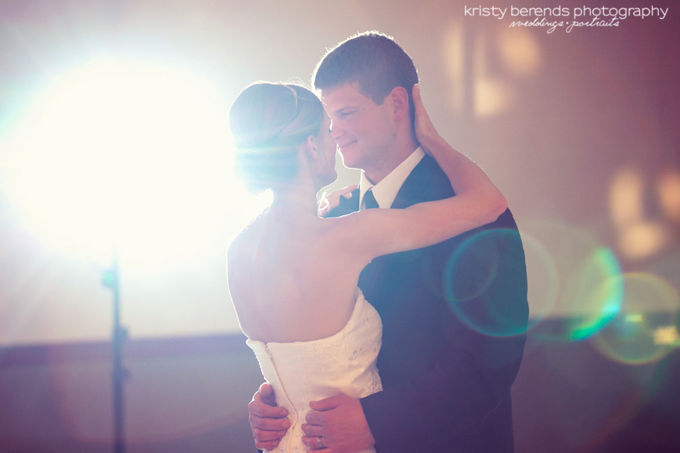First Dance - Light Flare