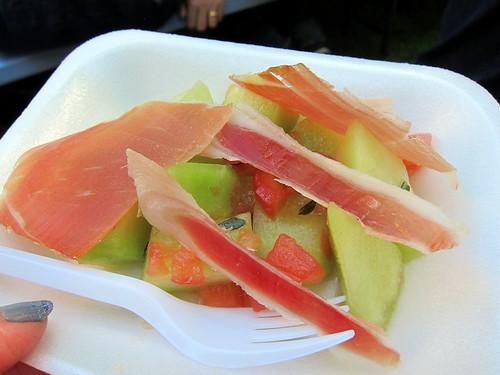 Brindisa: Jamon melon