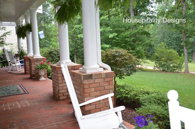 entry porch, hospitality designs