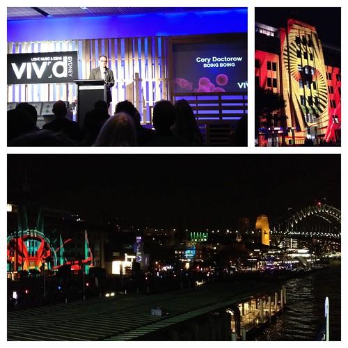 Vivid Sydney 2012 - Vivid Ideas