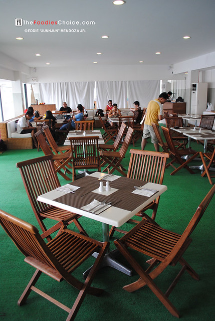 Ka-On Restaurant, The Tides Hotel Boracay