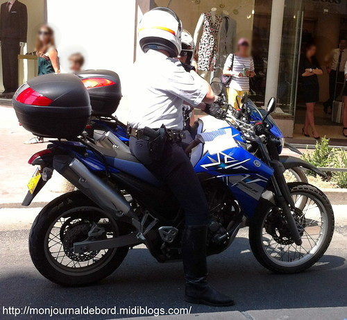 Motard Police Nationale 01
