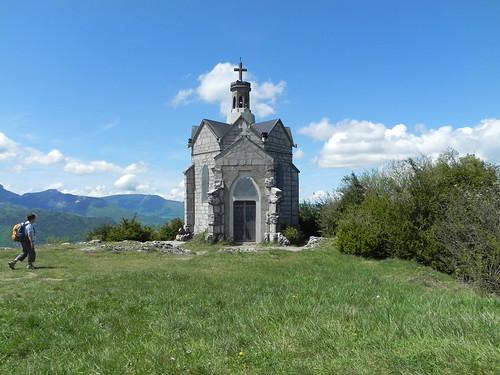 Nouvelle chapelle du Mont St Michel