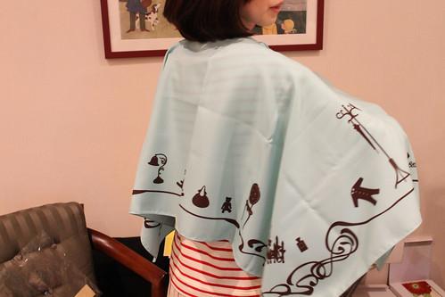 ベッタ 授乳用スカーフ