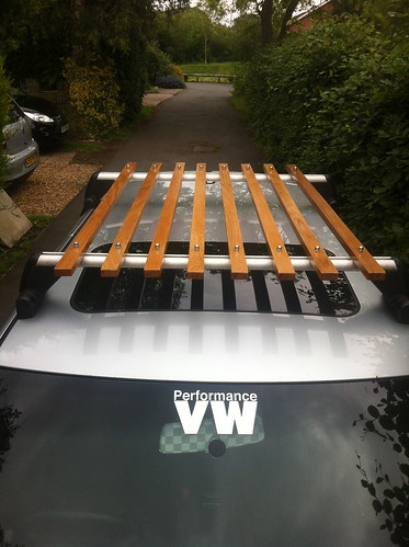 Making Wooden Roof Rack D I Y Guides And How To