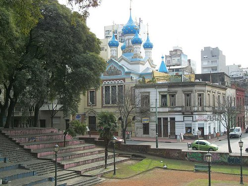 Eglise orthodoxe russe de Buenos Aires - Le Petit Herge de