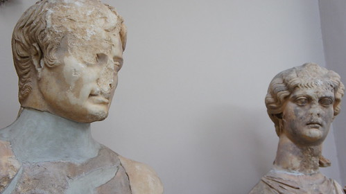 Octavius and Livia, Ephesus Archaeological Museum
