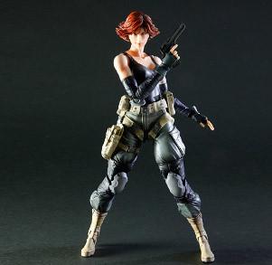 Meryl Silverburgh Metal Gear Solid Gun View 25th Anniver