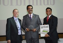 UAE Exchange voted Superbrands 2012