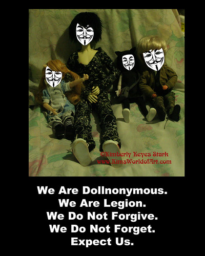 We are Dollnonymous