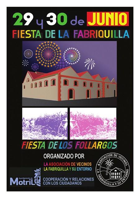 Fiestas de la Fabriquilla 2012
