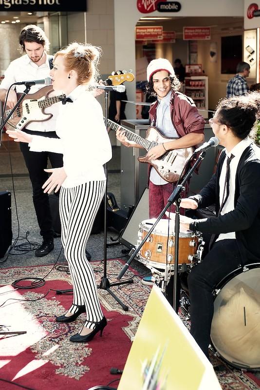 Bec Laughton - Fête de la Musique Brisbane