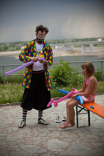 Фотосъемка детского праздника