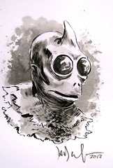 Sleestak sketch