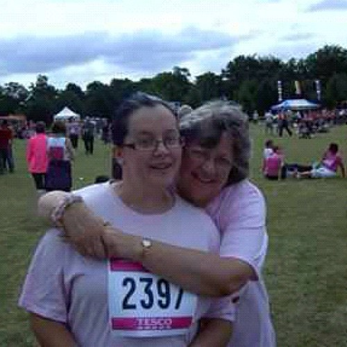 Mum and Me at Race For Life
