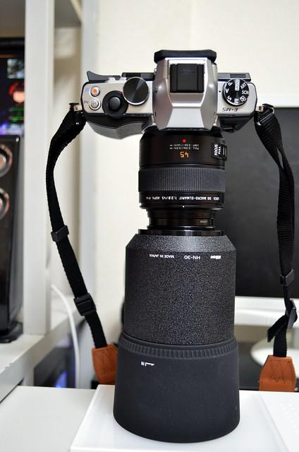 OM-D + PanaLeica Film Scanner