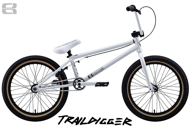 PS 2013 Traildigger White