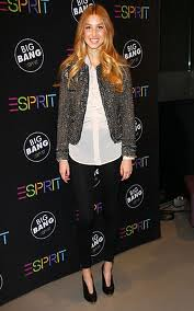 Whitney Port Tweed Jacket Celebrity Style Women's Fashion