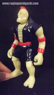 Captain Planet Duke Nukum Tiger Toys