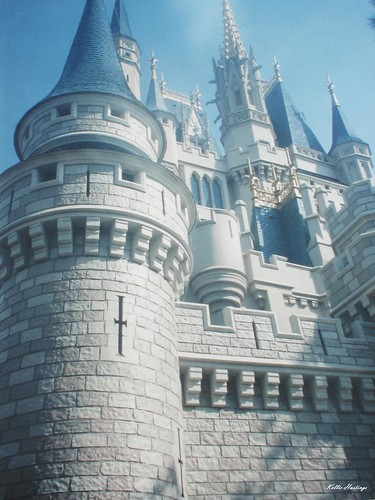 Disney's Castle-Like Vertigo-Kellie Hastings