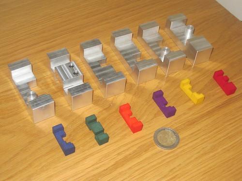 Aluminium 3D printing