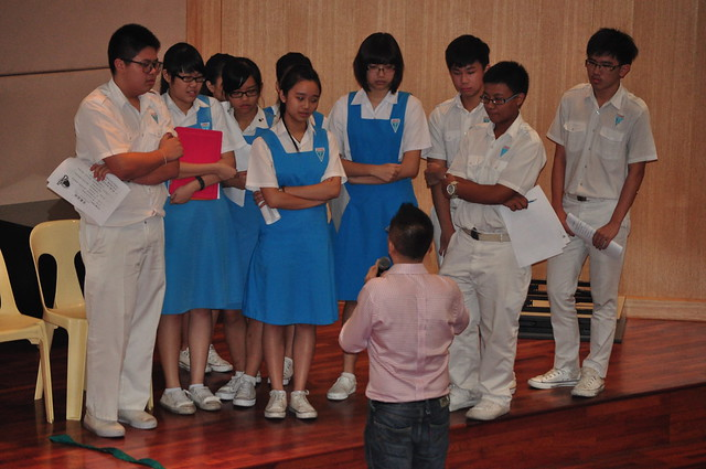 循人中学 16/06/2012 (六之五)教师:青少年自伤行为的预防与处理