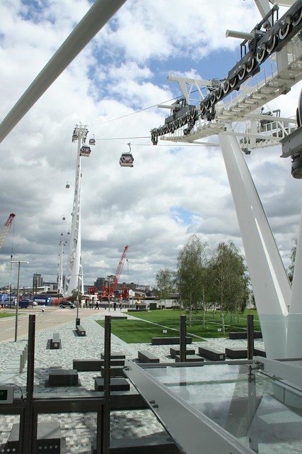 Emirates Air Line - London