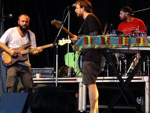 Akron/Family at Ottawa Bluesfest 2012