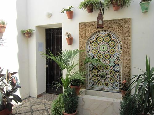 コルドバの家のタイル by Poran111