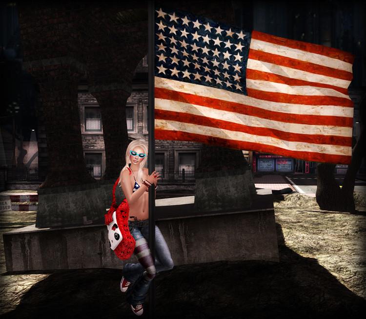 USA Girl 1