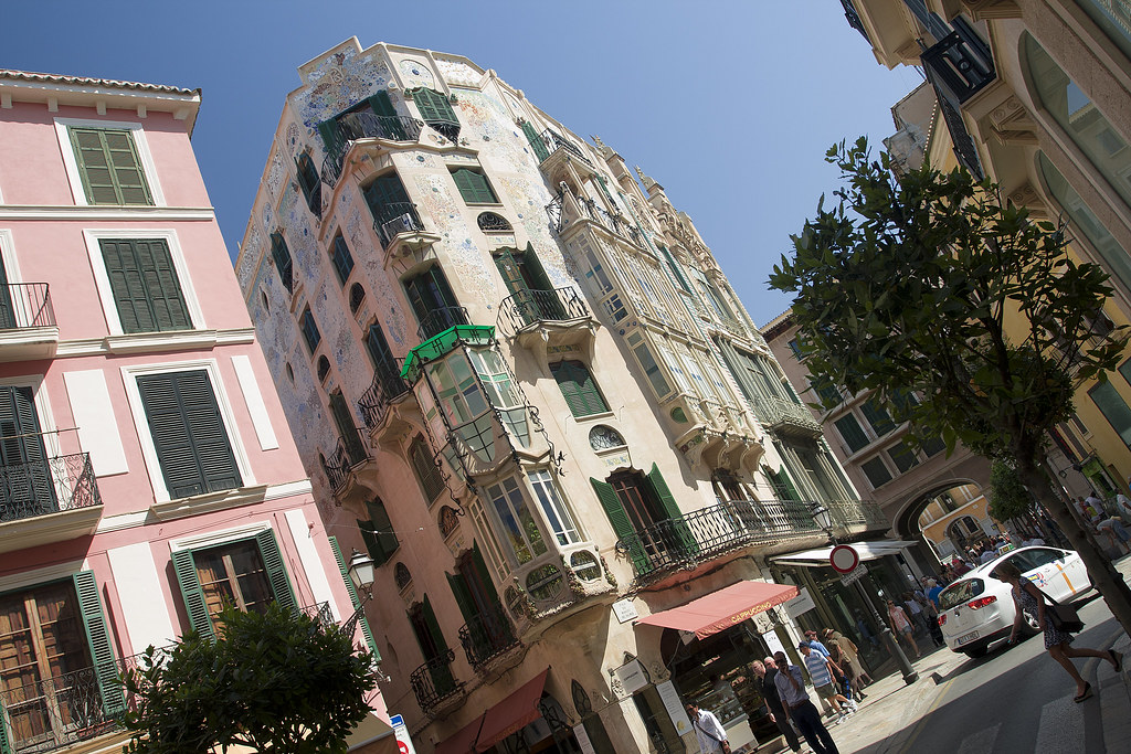 Old city - Palma de Mallorca