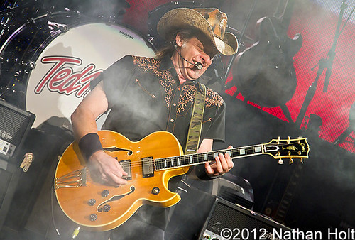 Ted Nugent - 06-28-12 - Midwest Rock-N-Roll Express Tour, DTE Energy Music Theatre, Clarkston, MI
