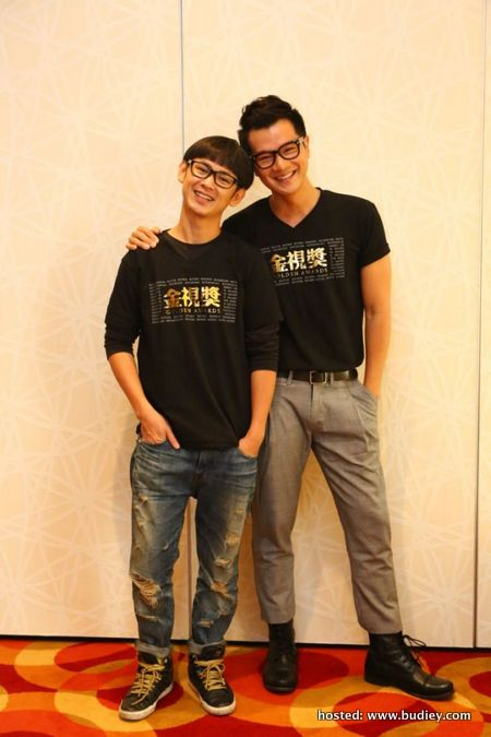 Best Actor Top 5 Nominees - (L-R) Coby Chong & William San