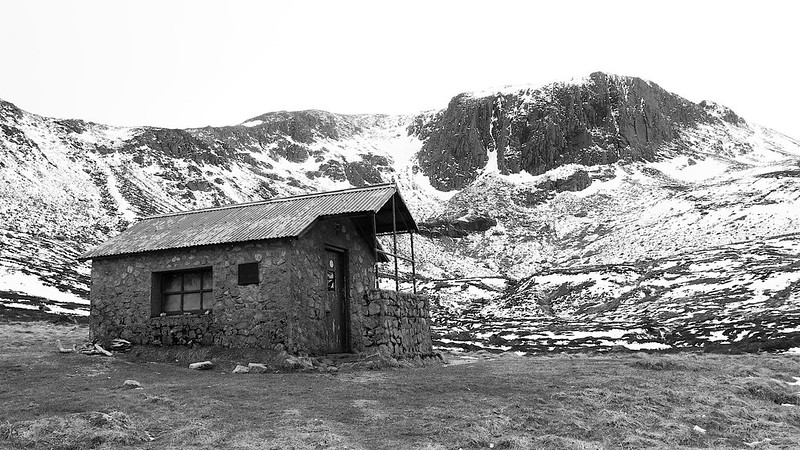 The Hutchison Memorial Hut