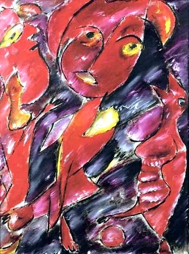 Pedersen, Carl Henning (1913-2007) - 1978-79 The Red Family
