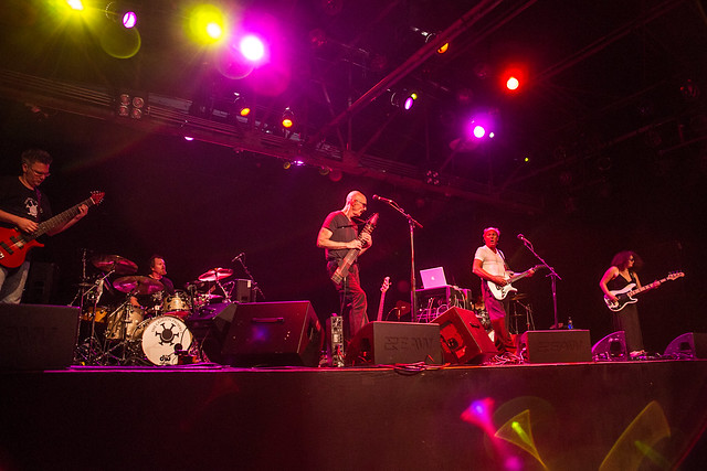Stickmen + Belew Trio