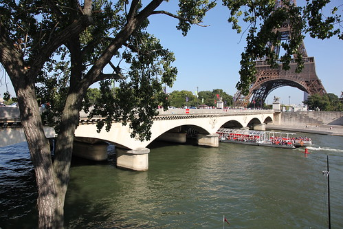 Rio Sena / The Seine - Paris