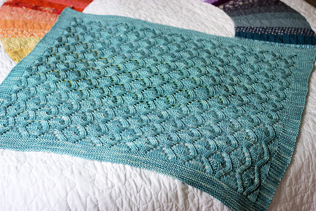 Smooth Sailing Baby Blanket