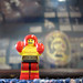 LEGO Collectible Minifigures Series 5 : Boxer